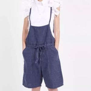The Chore Overalls Current/Elliott Size 3 Large